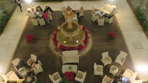 Chiostro Grand Hotel Piazza Borsa