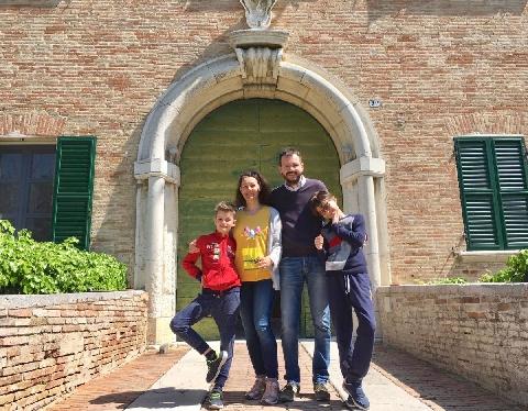 La famiglia Rodano
