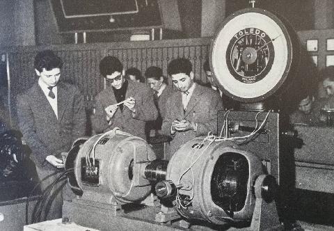 Laboratorio di elettrotecnica