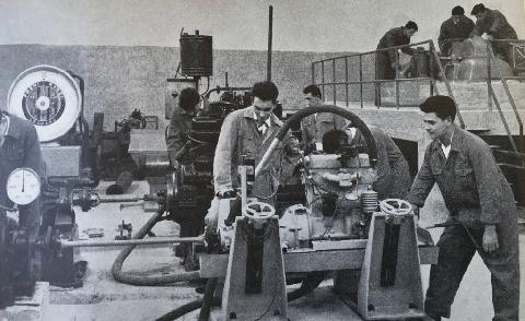 Esercitazione di metalmecanica