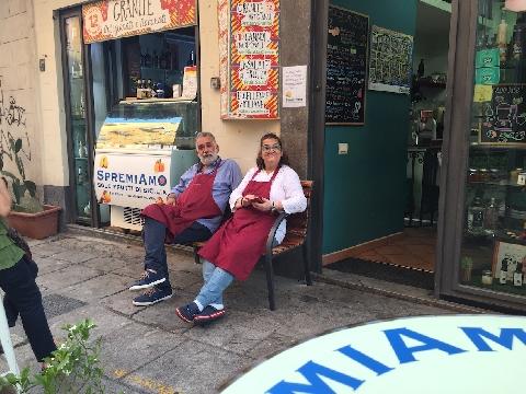Marilena e Vincenzo