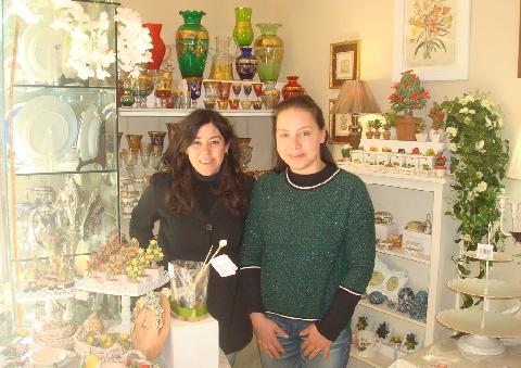 Francesca e Mary