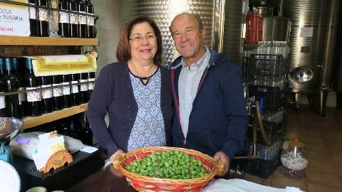 Maria Rosa Ciaramella e Romeo Còcchiaro