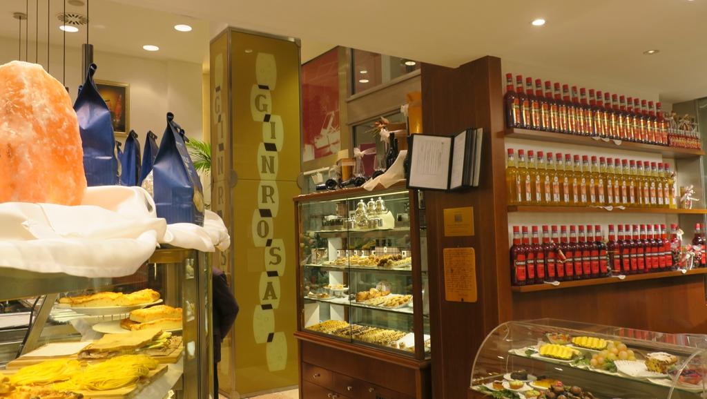 Ginrosa Caffé Pasticceria