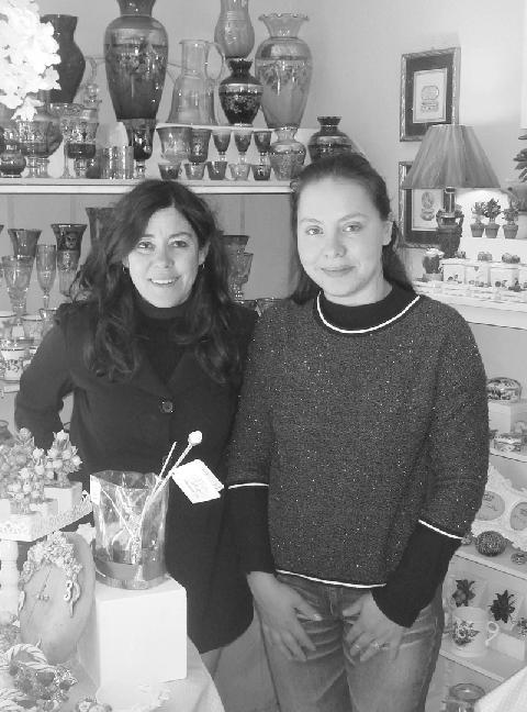 Francesca Degli Innocenti e Mary Monterosso