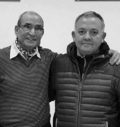 Francesco Scaglione e Giacomo Abate