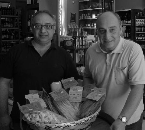 Franco Rodriguez e Lorenzo Cudia