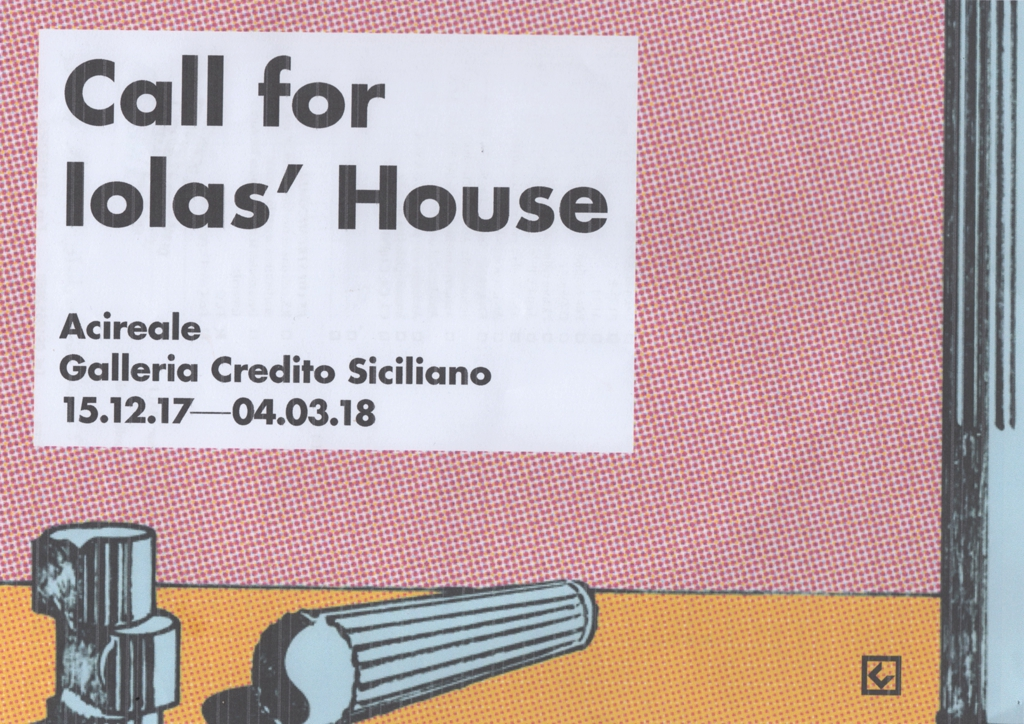 Call for Iolas' House
