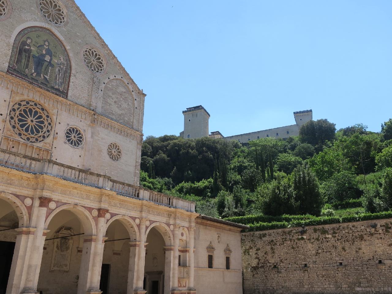 Il Duomo e la Rocca