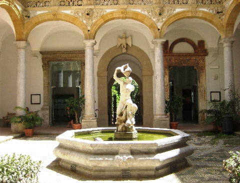 Ingresso Museo salinas