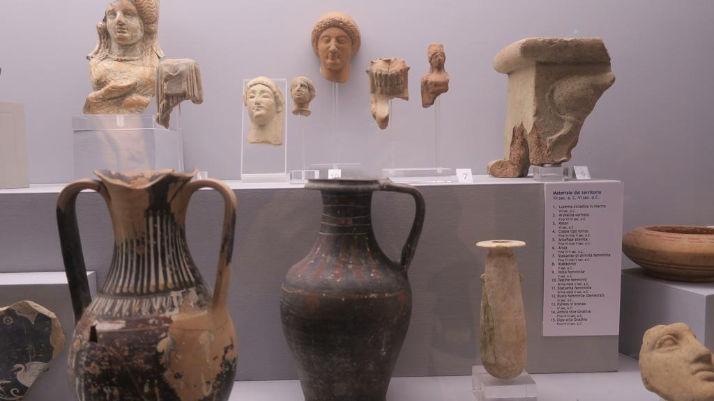 Reperti greci arcaici