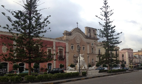 Chiesa del Carmine, MIlazzo