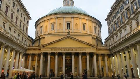 Basilica di San Carlo al Corso
