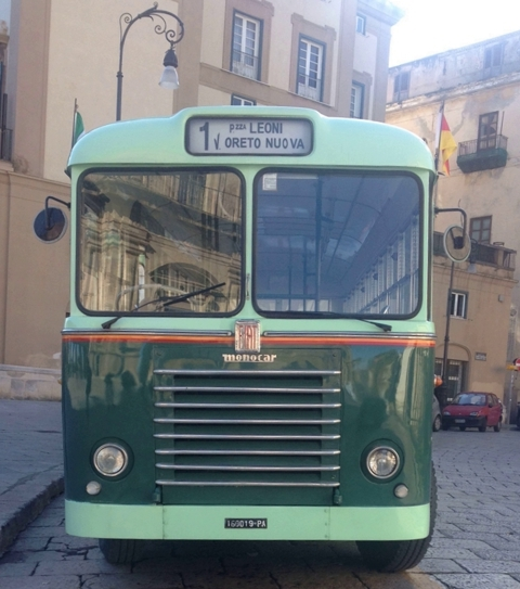 Bus storico