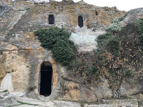 Grotte della Gulfa